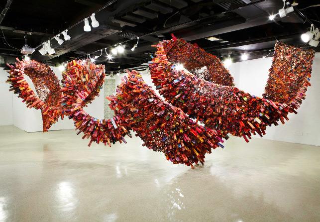 Yun-Woo-Choi-magazine-sculpture