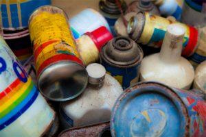 Aerosols Hazardous Waste